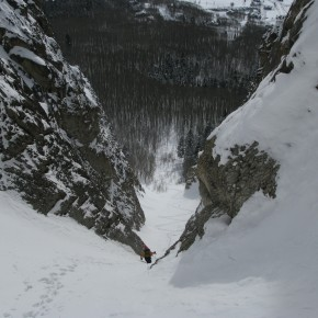 Country Club Couloir