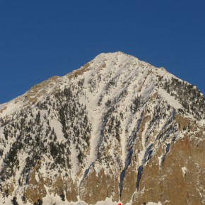 the other side of Crested Butte