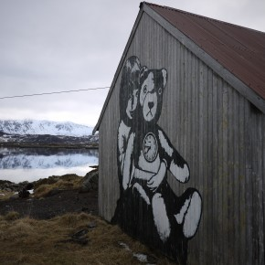 "Norway Dispatch April 6: Lofoten Rural ""Street Art"""